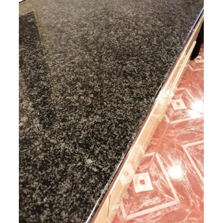 Black Granite Top Dresser - image-4