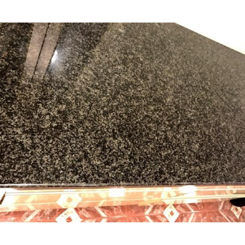 Black Granite Top Dresser - image-6