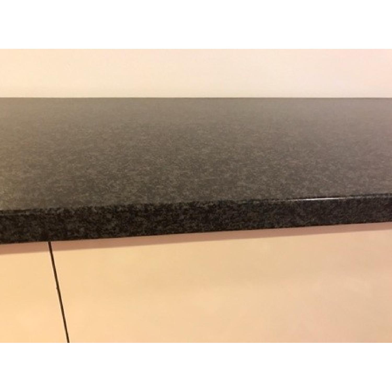 Black Granite Top Dresser - image-7