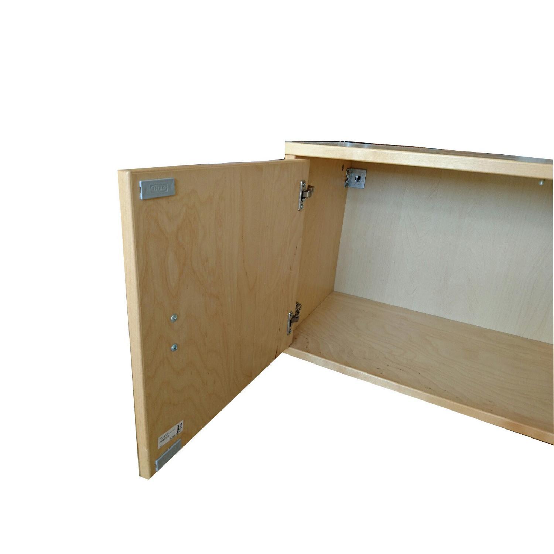 Ikea Wall Storage Units w/ Doors - image-11