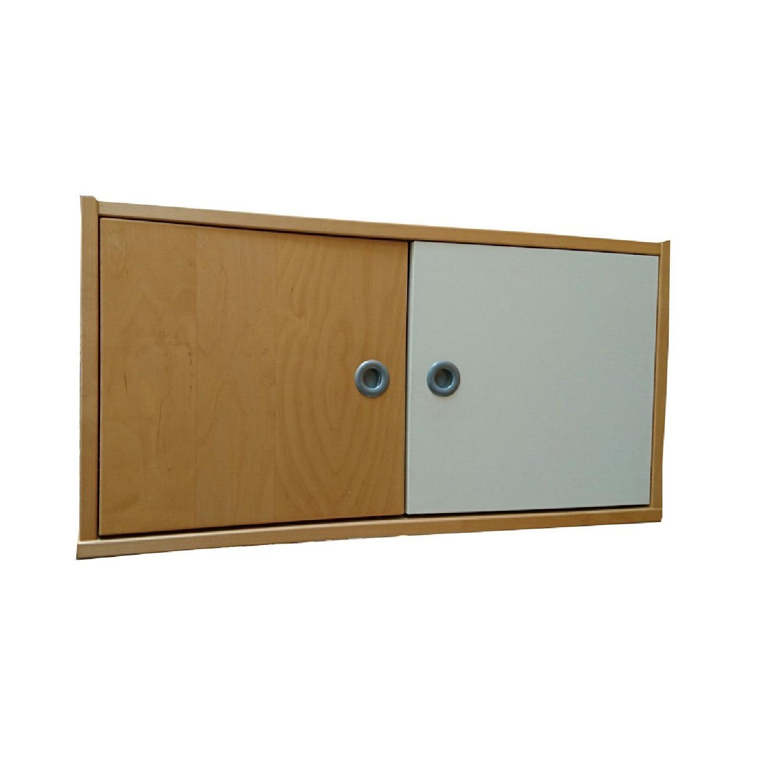 Ikea Wall Storage Units w/ Doors - image-15