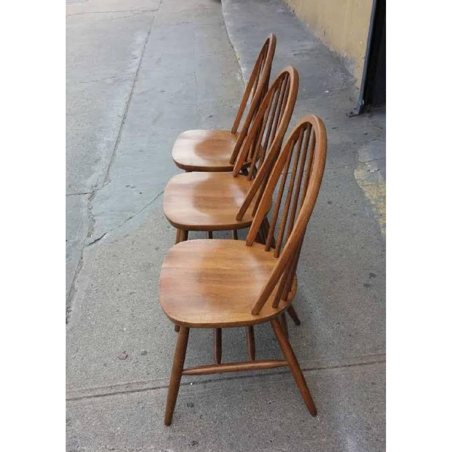Solid Wood Dining Chairs - image-2