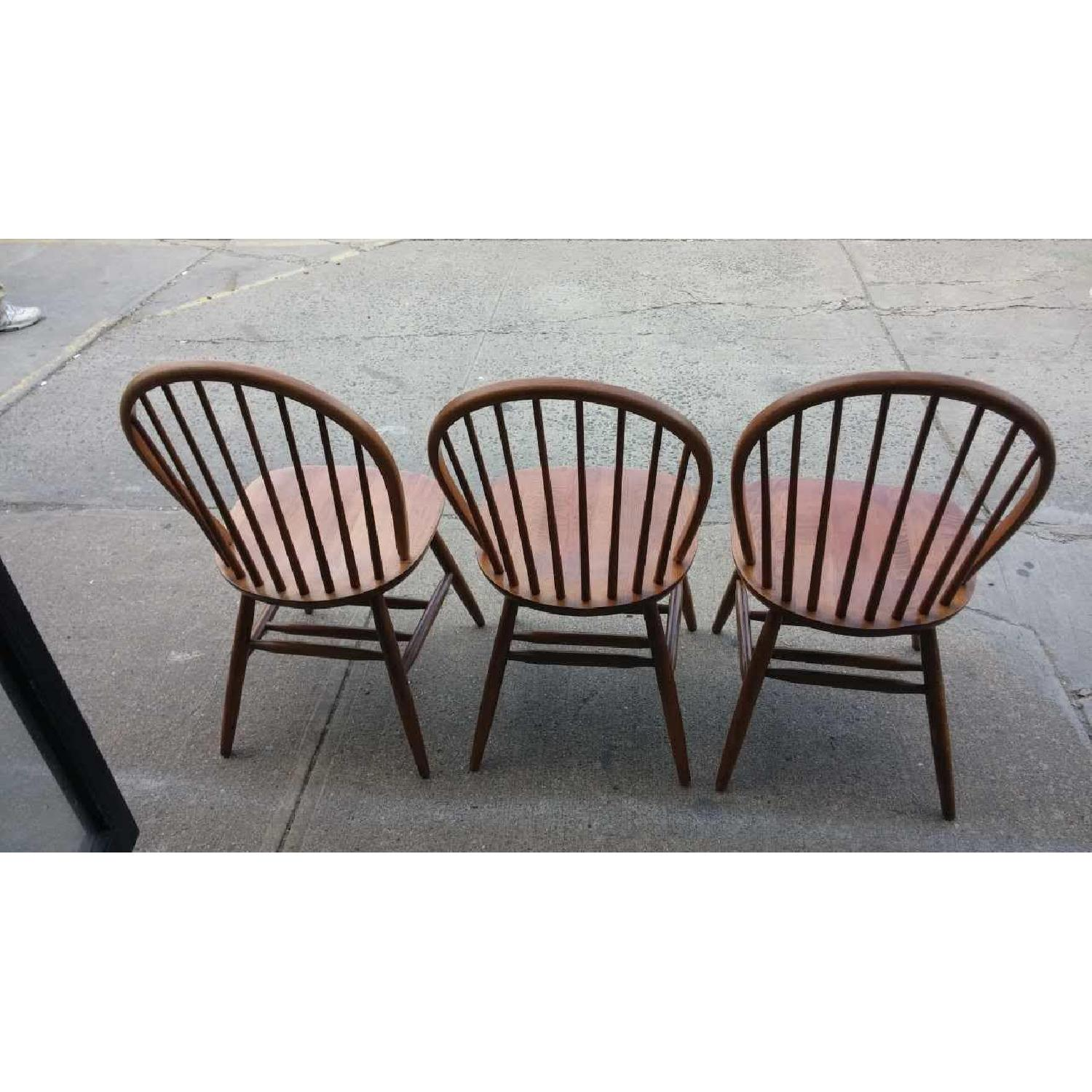 Solid Wood Dining Chairs - image-3