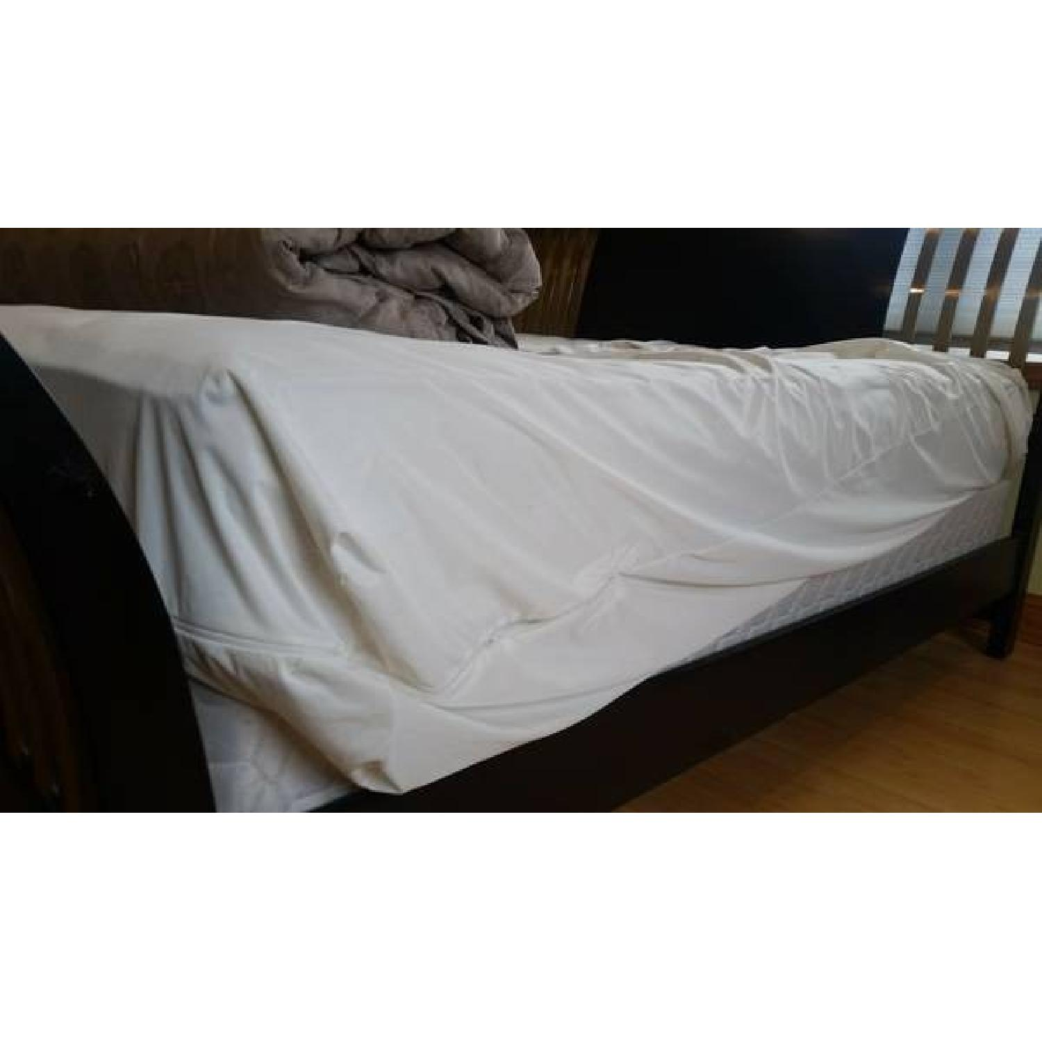 King Size Sleigh Bed Frame - image-1