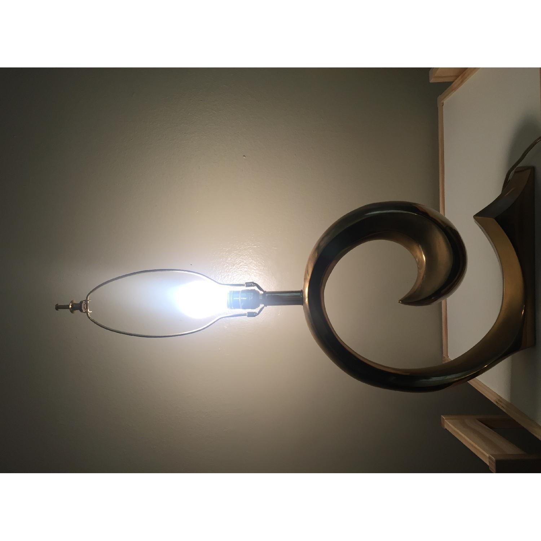 Pierre Cardin Brass Table Lamp - image-4