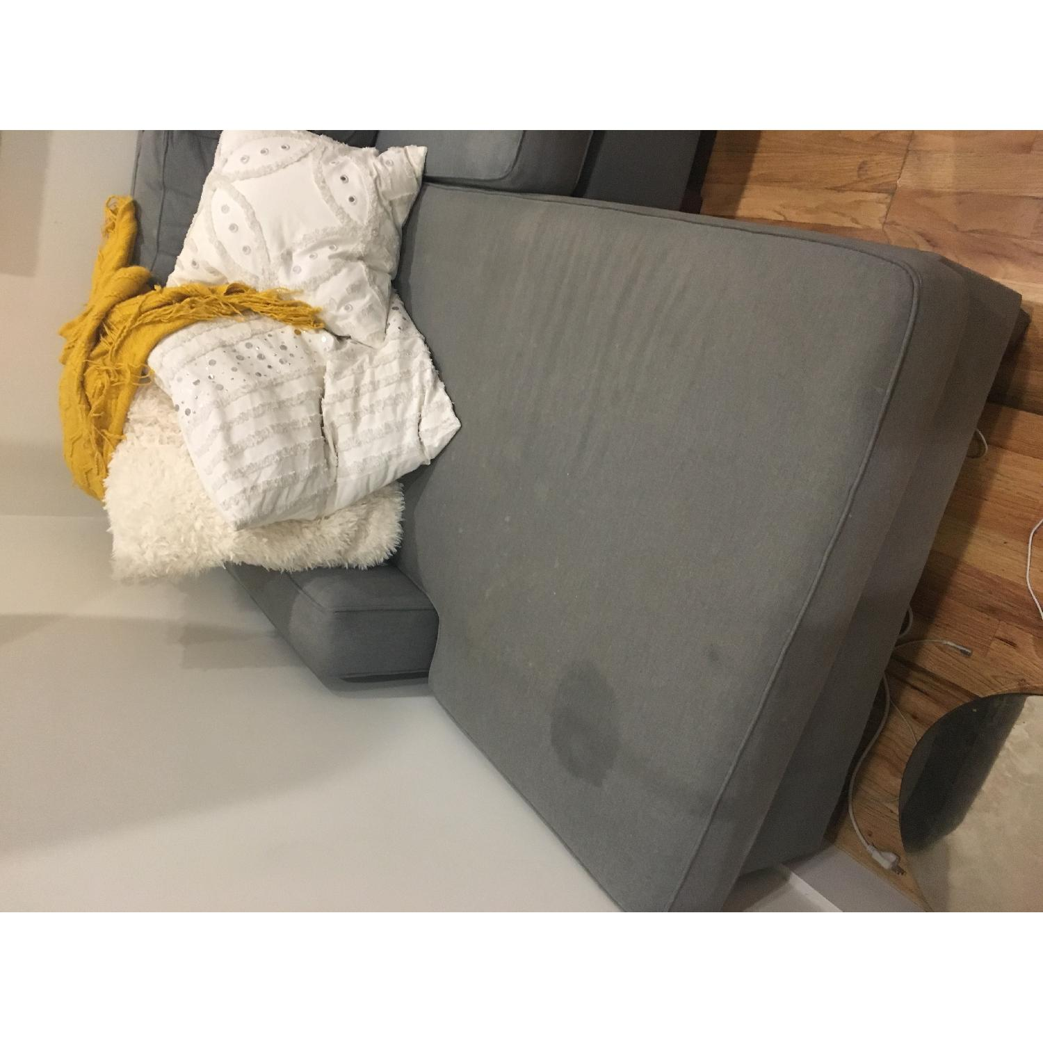 West Elm Henry 2-Piece Chaise Sectional - image-4