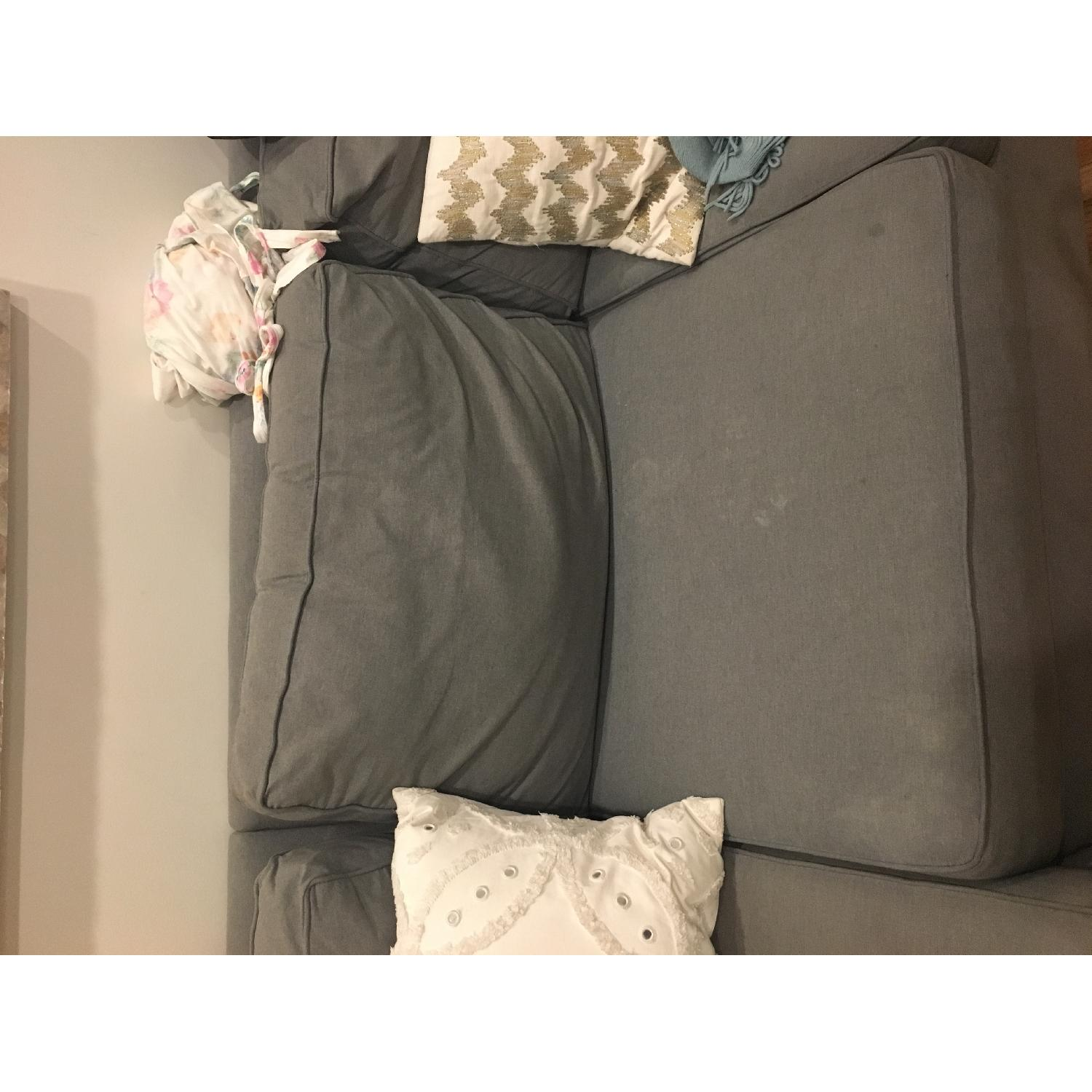 West Elm Henry 2-Piece Chaise Sectional - image-5