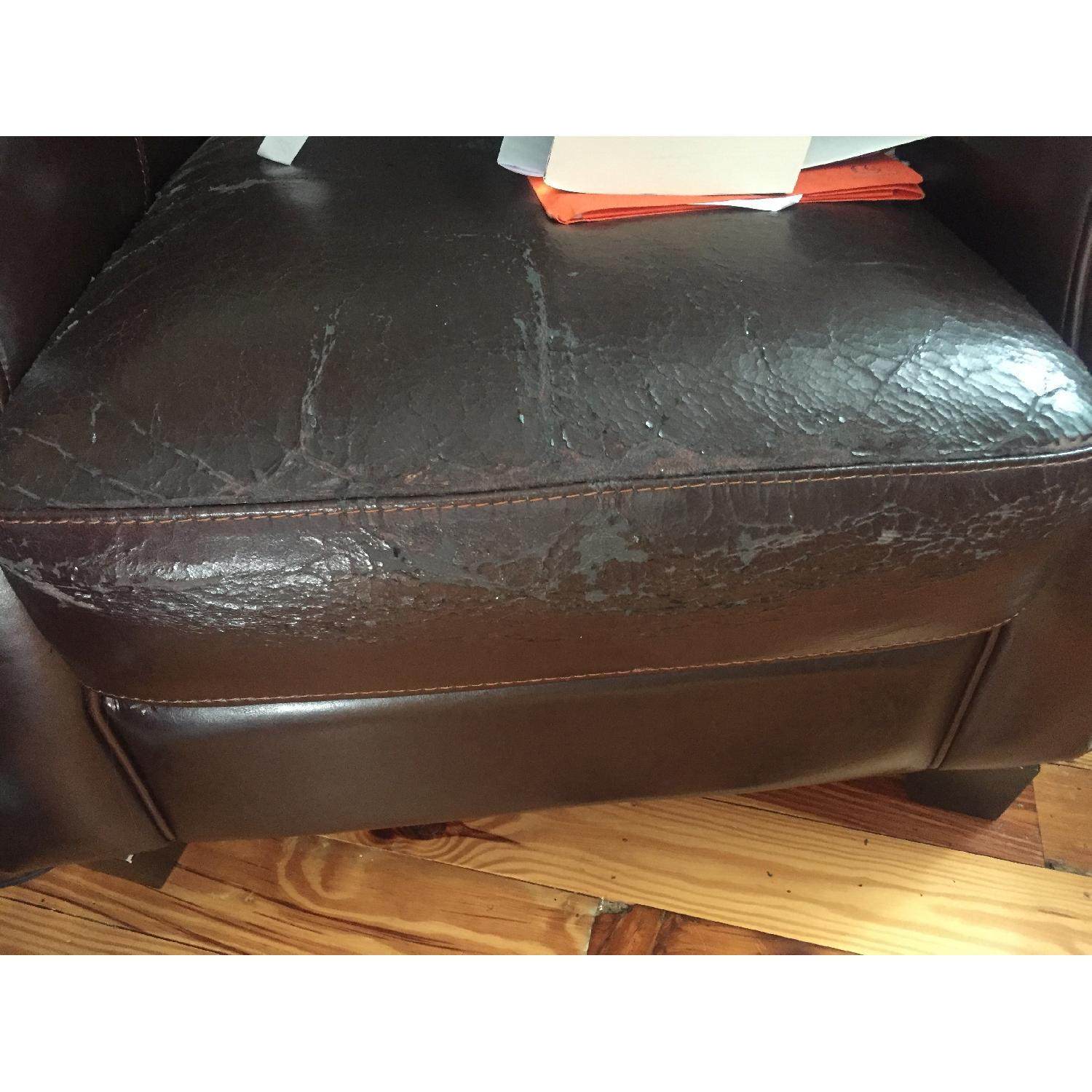 Leather Armchair - image-4