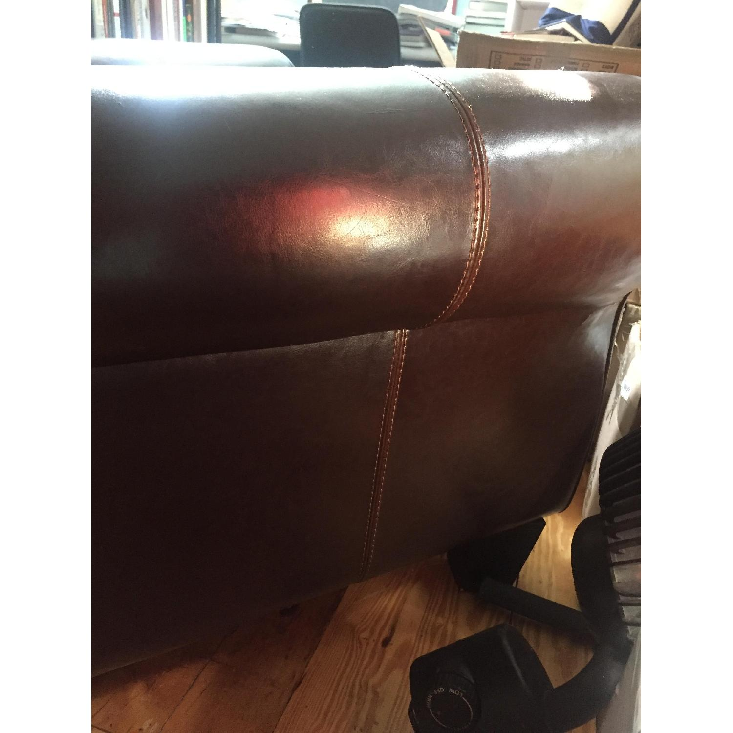 Leather Armchair - image-7