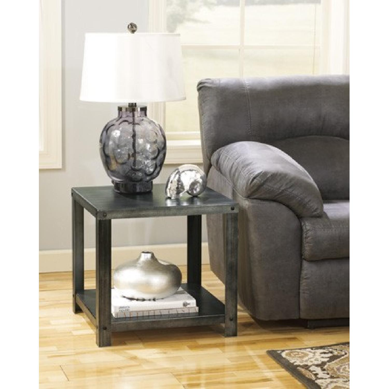 Ashley's Hattney End Table - image-1