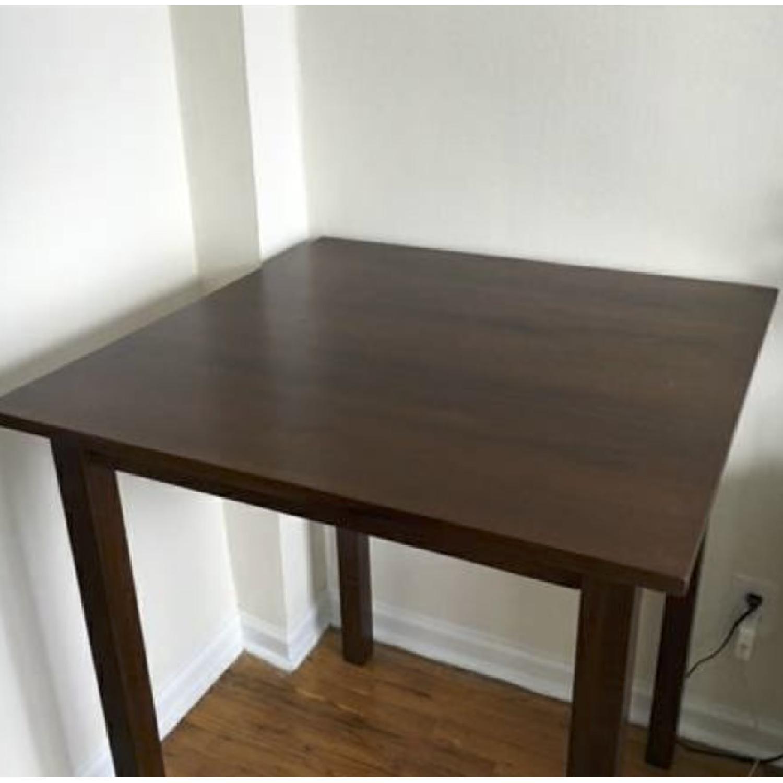 Wood Bar Table - image-3