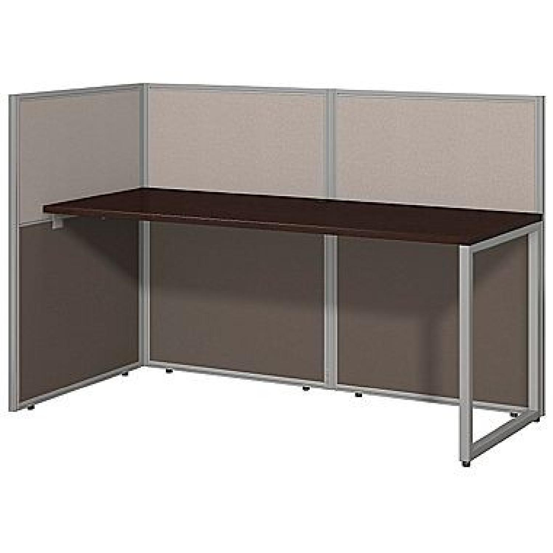 Easy Office Straight Open Office Desk - image-0