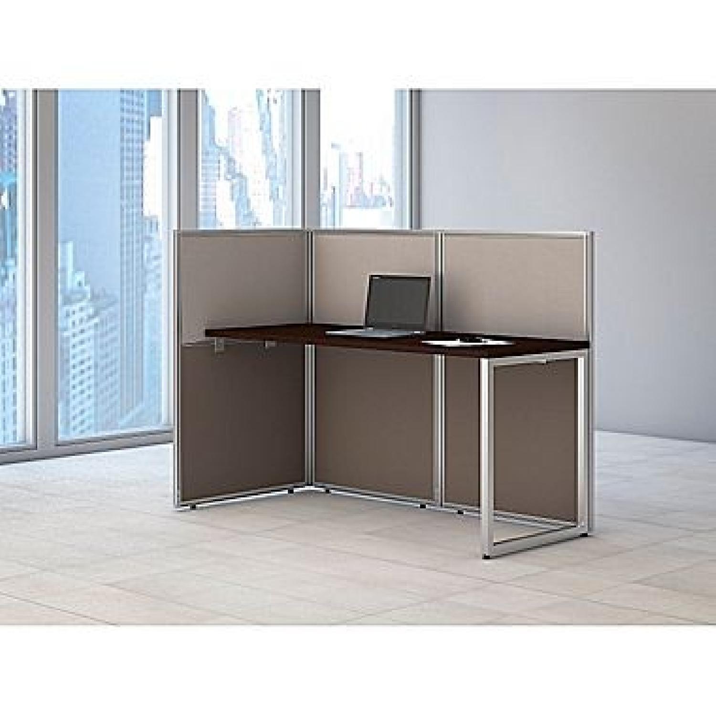 Easy Office Straight Open Office Desk - image-1