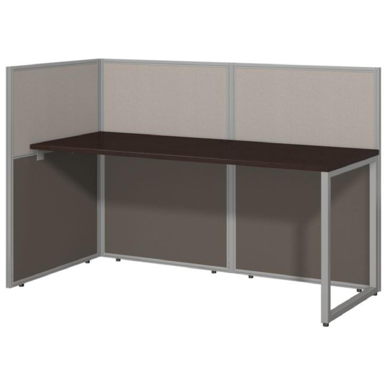 Easy Office Straight Open Office Desk - image-2
