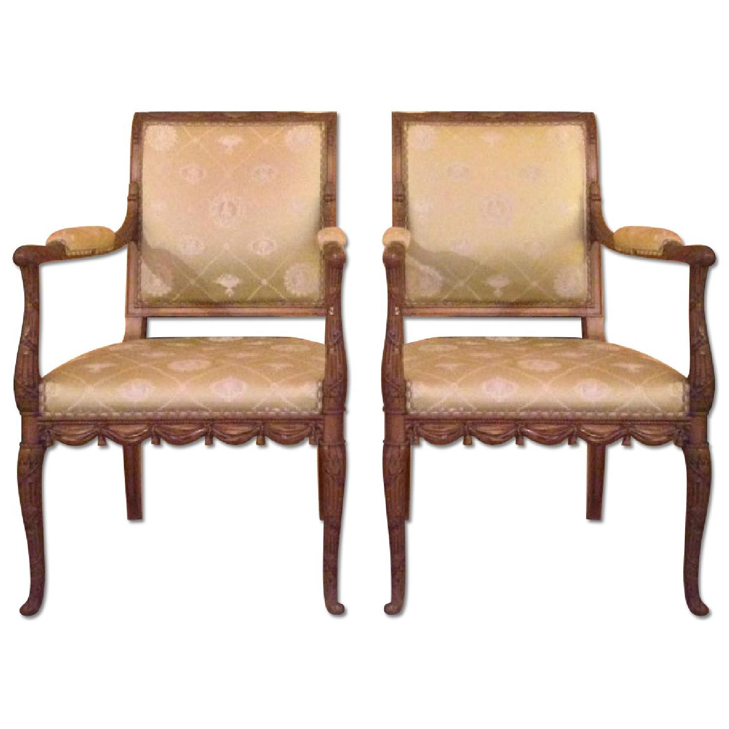 Adams Style Arm Chair - image-0