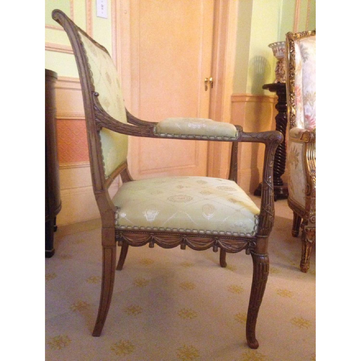 Adams Style Arm Chair - image-5