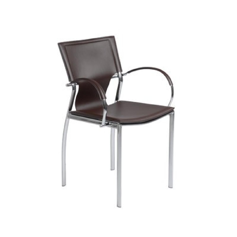 Modern Euro Armchairs - image-1