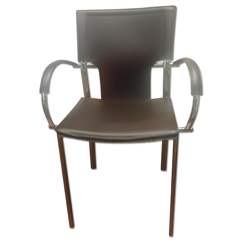 Modern Euro Armchairs - image-0