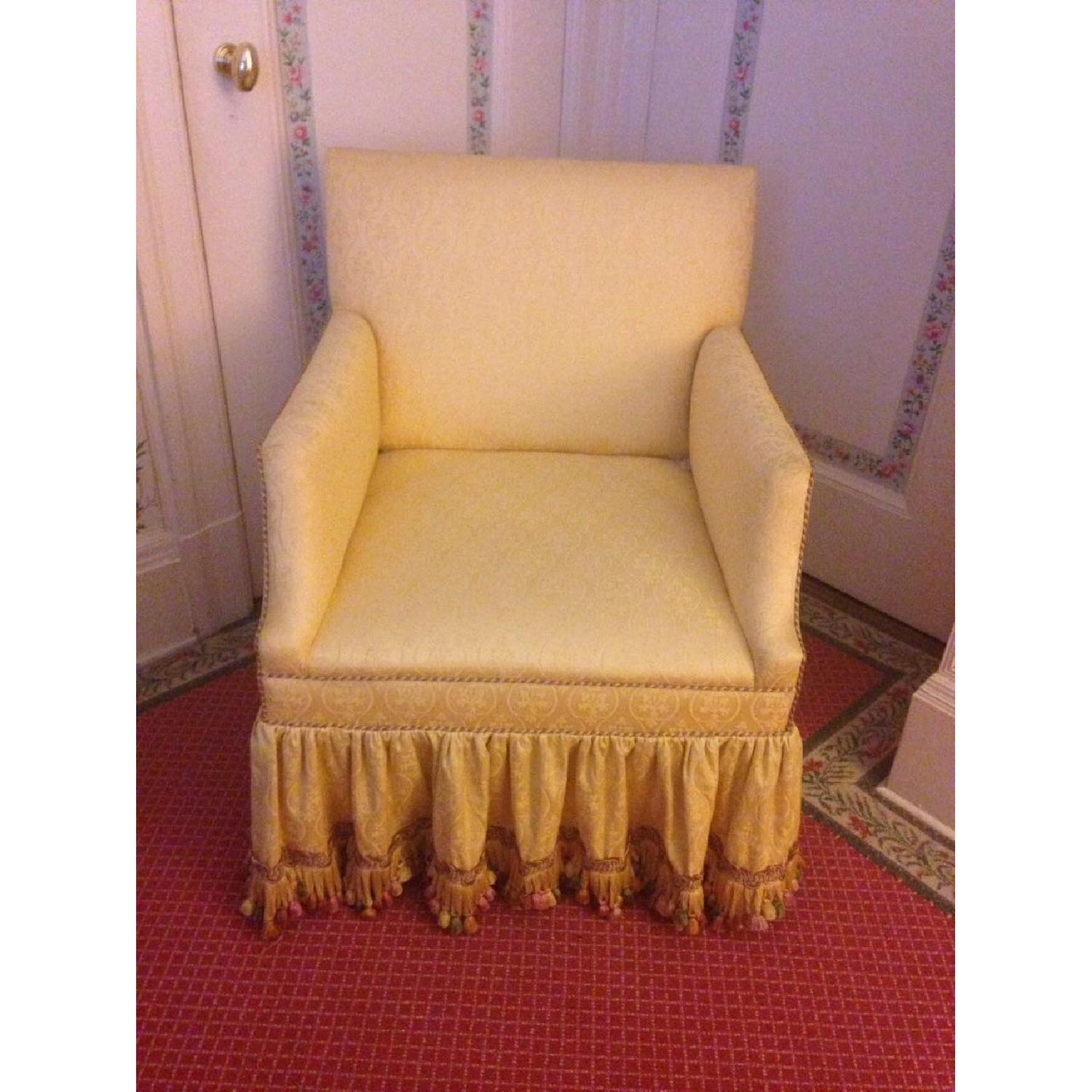 Upholstered Armchair - image-8