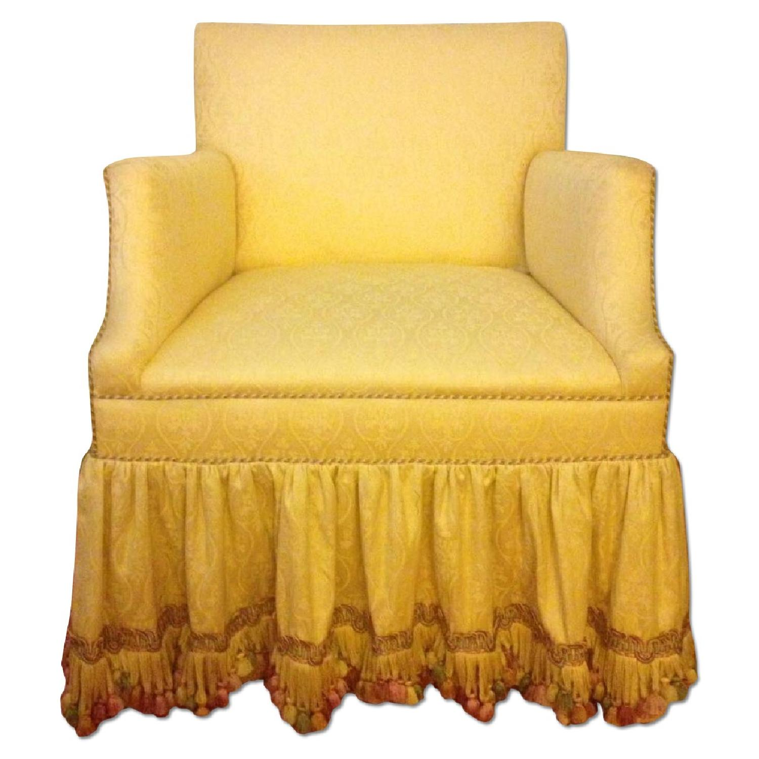 Upholstered Armchair - image-0