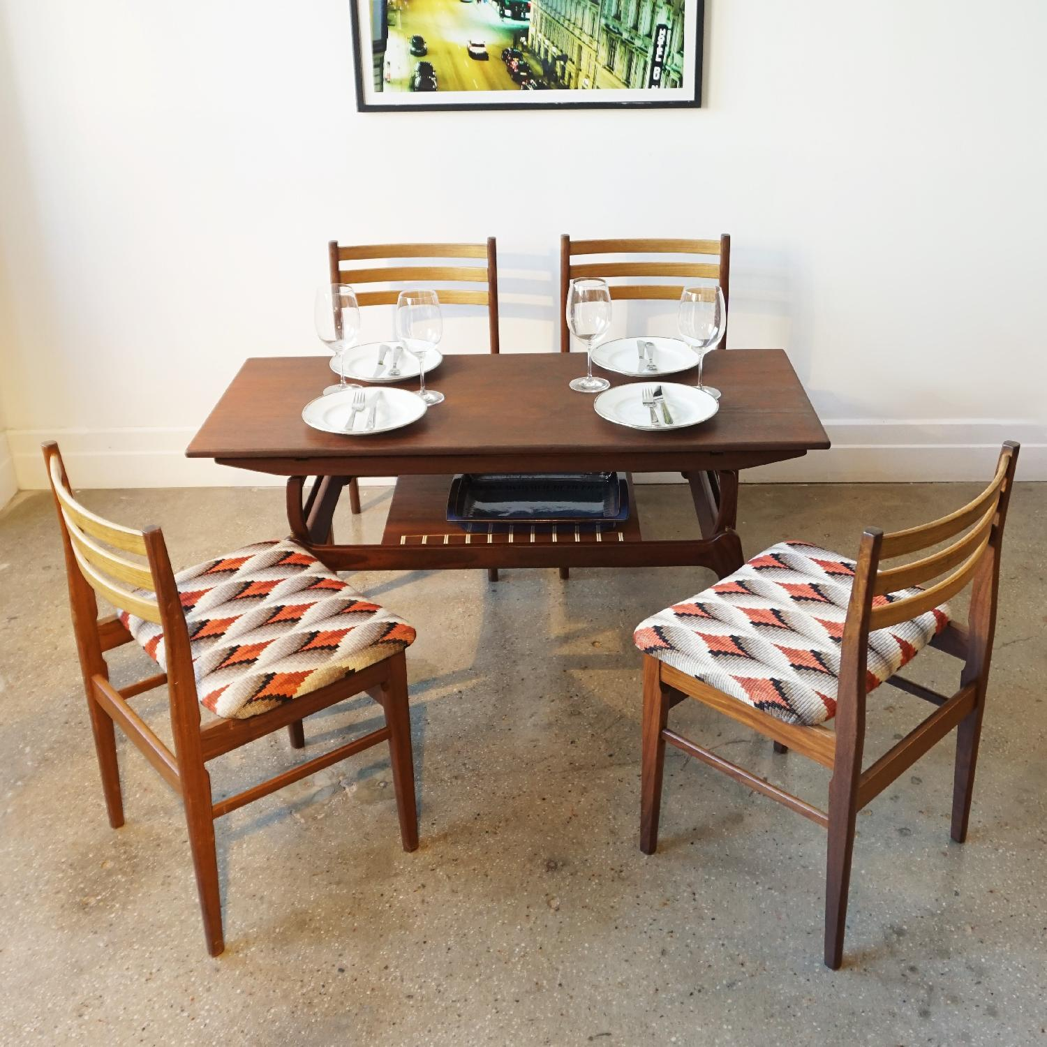 Copenhagen Coffee/Dining table - image-4