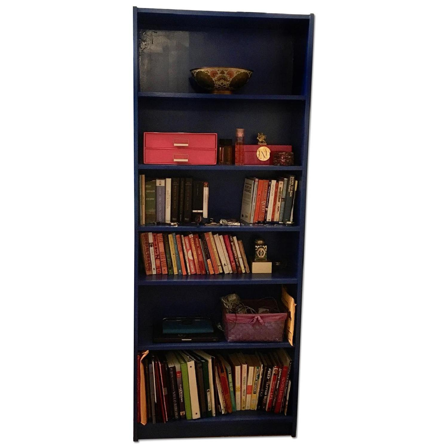 Ikea Billy Hand Painted Bookcases - image-3