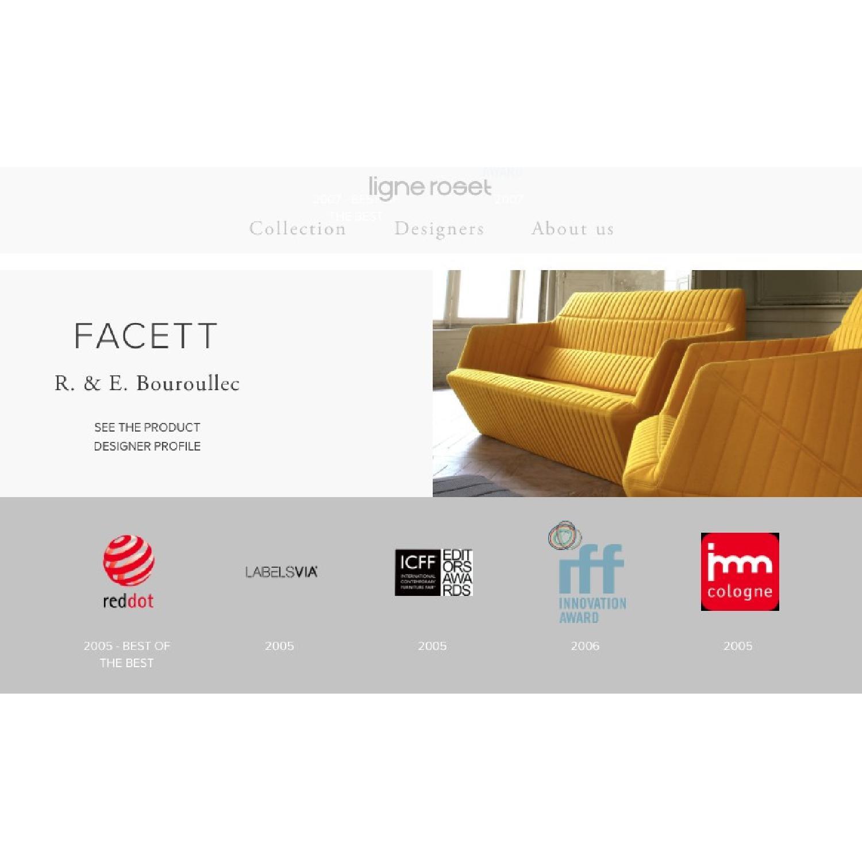 Ligne Roset Facett Sofa - image-6