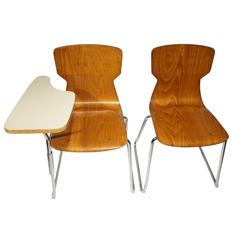 Schleswig School Chairs - image-0