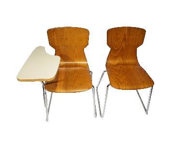 Schleswig School Chairs
