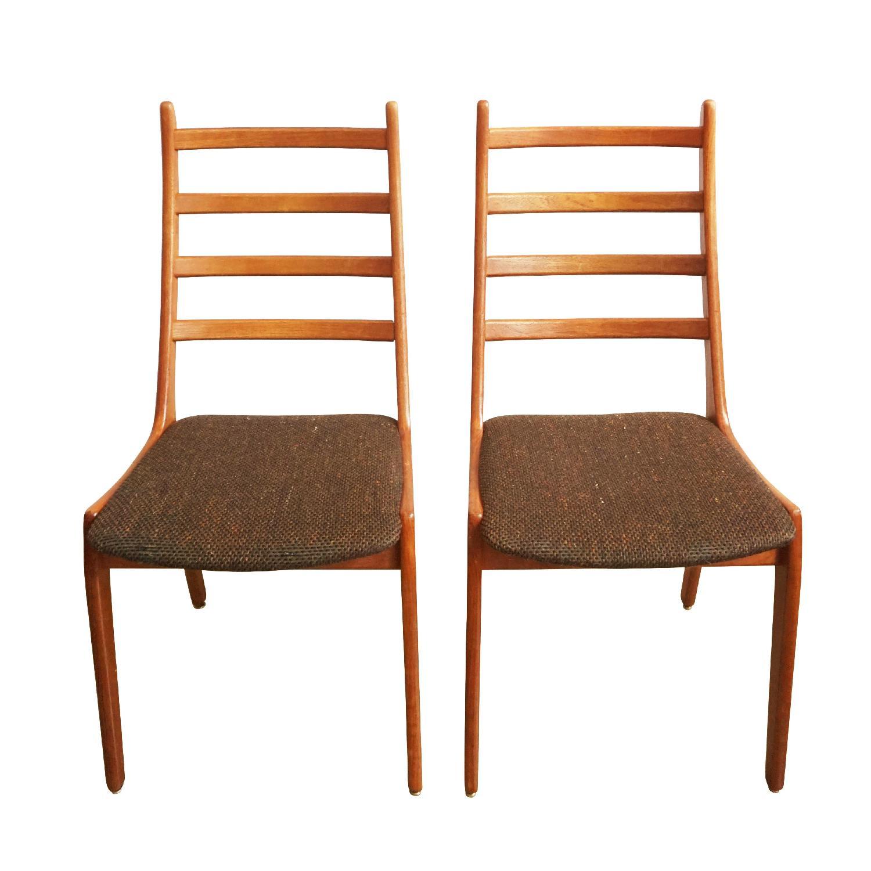 Kai Kristiansen Dining Chairs - image-0