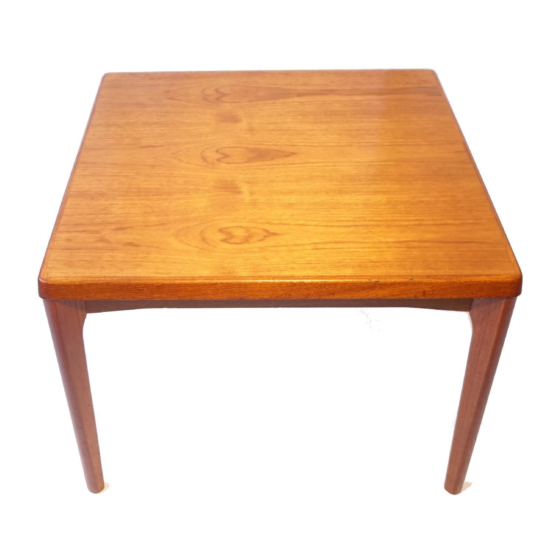 Henning Kjaernulf Teak Coffee/Side Table - image-1