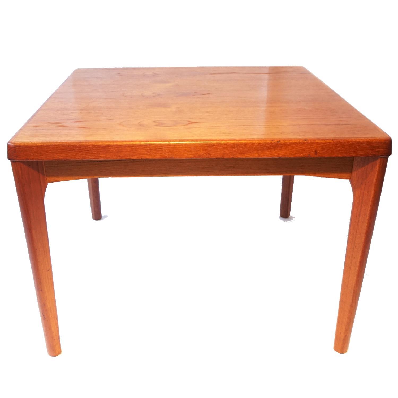 Henning Kjaernulf Teak Coffee/Side Table - image-0