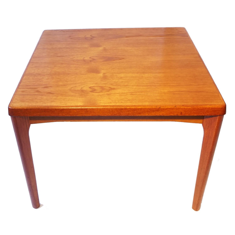 Henning Kjaernulf Teak Coffee/Side Table - image-2