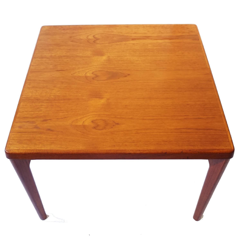 Henning Kjaernulf Teak Coffee/Side Table - image-3
