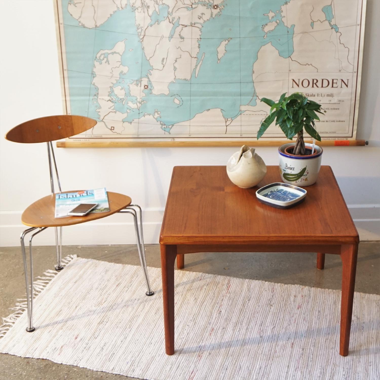 Henning Kjaernulf Teak Coffee/Side Table - image-6