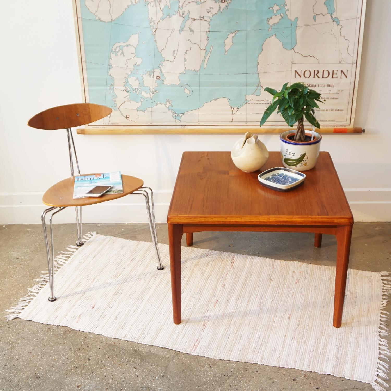 Henning Kjaernulf Teak Coffee/Side Table - image-8