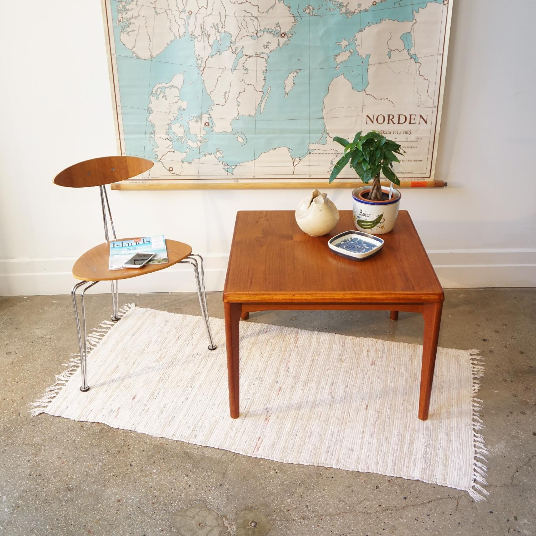Henning Kjaernulf Teak Coffee/Side Table - image-9