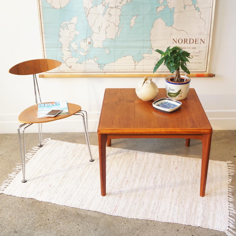 Henning Kjaernulf Teak Coffee/Side Table - image-10