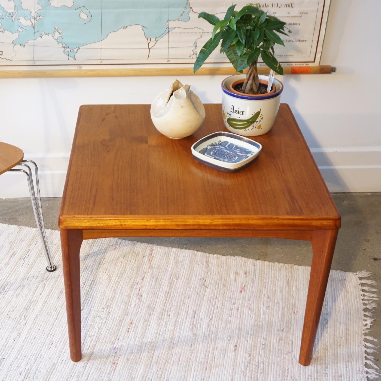 Henning Kjaernulf Teak Coffee/Side Table - image-11
