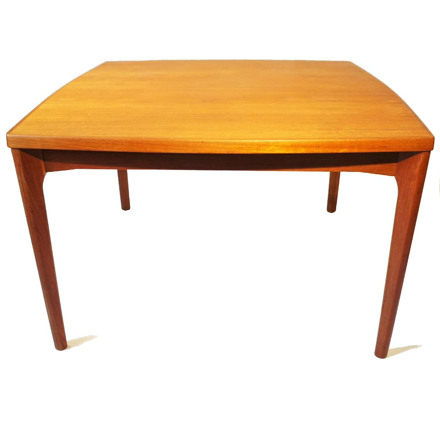 Henning Kjrnulf Extendable Dining Table - image-1