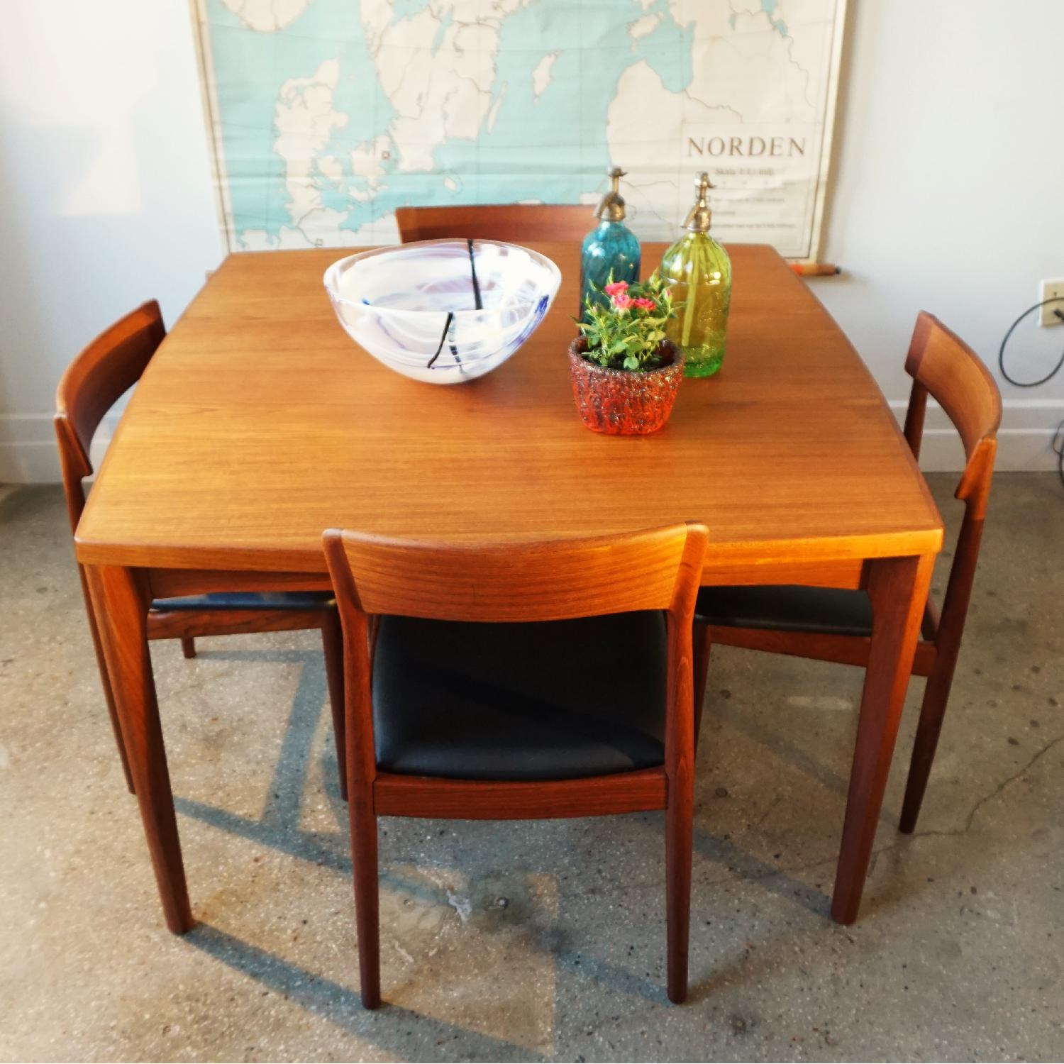 Henning Kjrnulf Extendable Dining Table - image-2