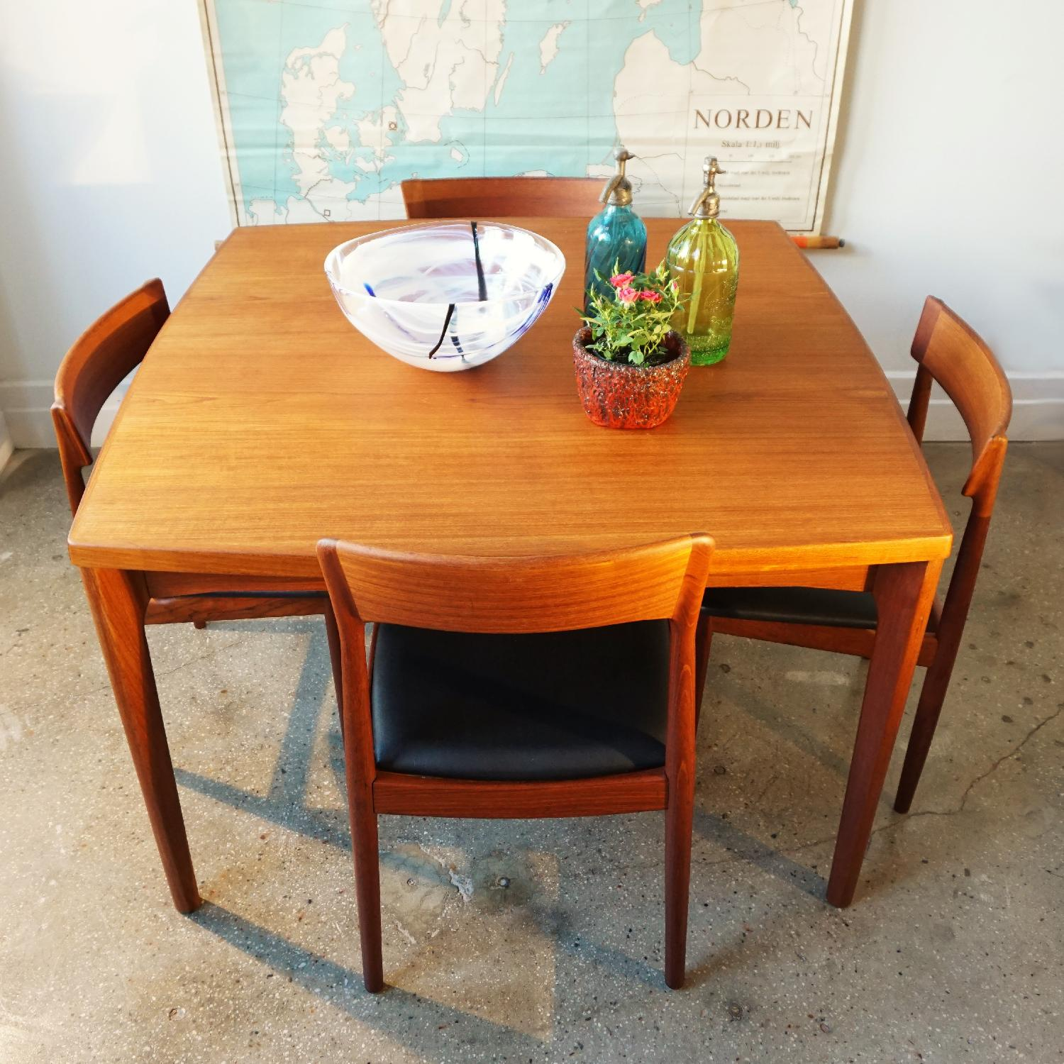 Henning Kjrnulf Extendable Dining Table - image-5