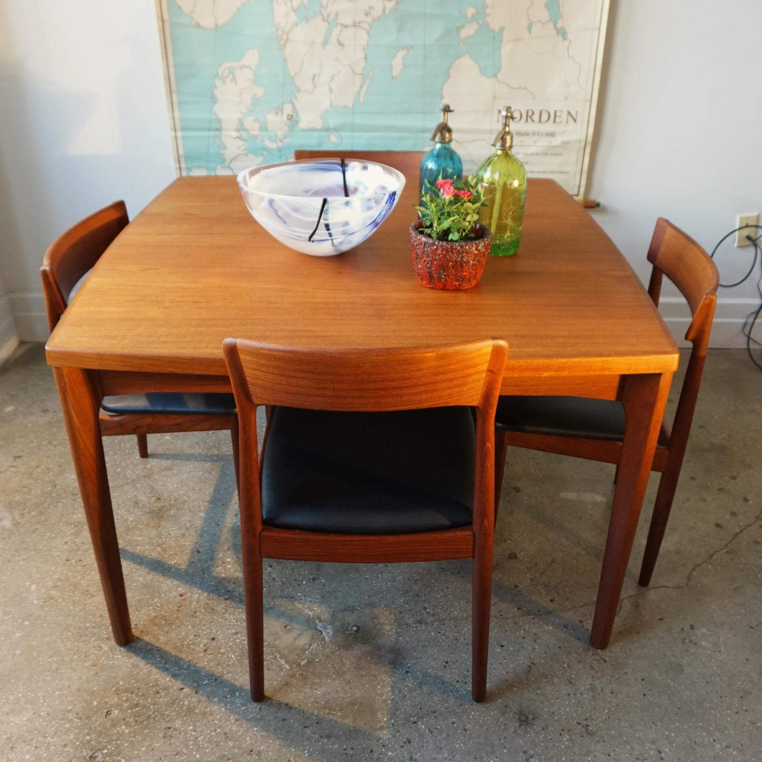 Henning Kjrnulf Extendable Dining Table - image-10