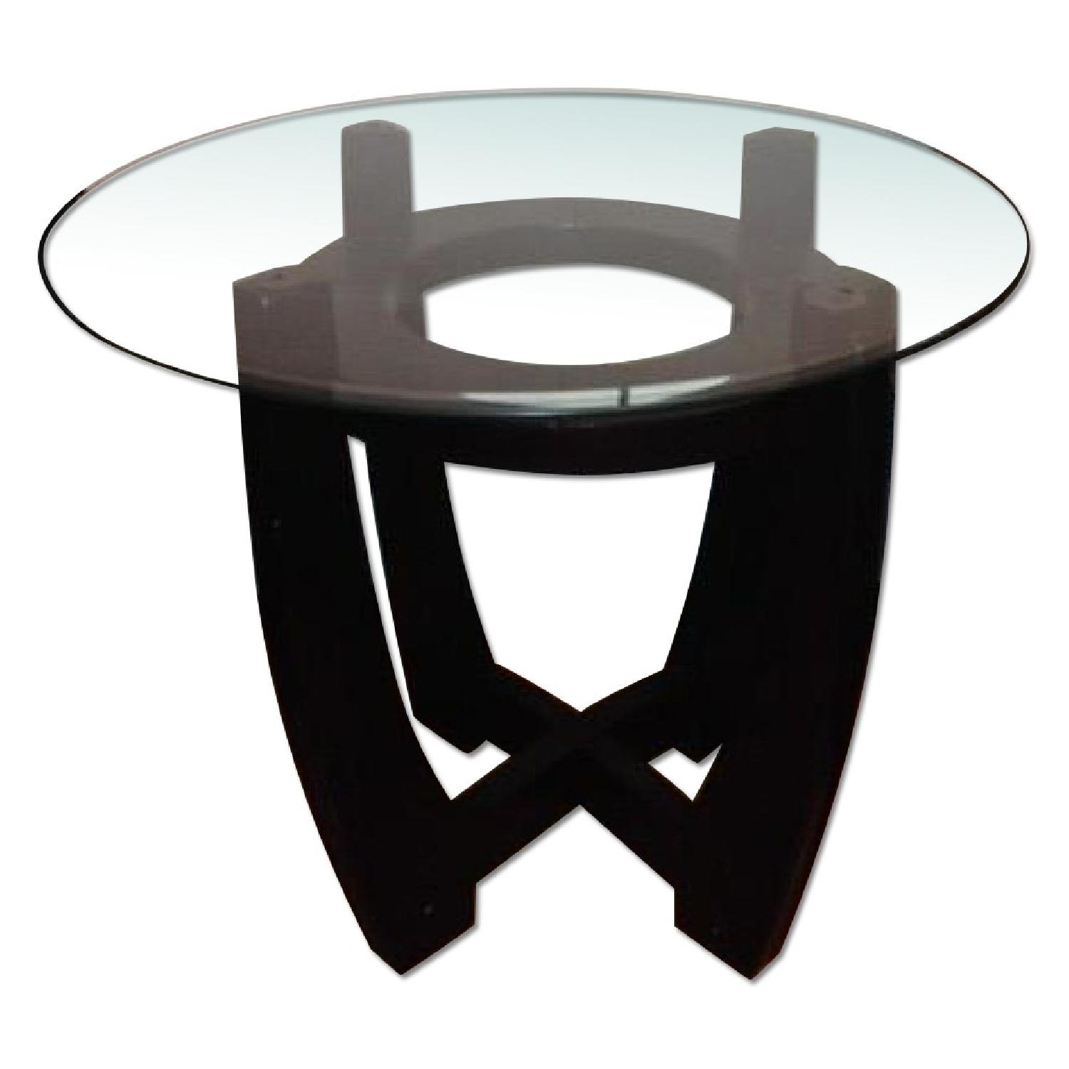Espresso Coffee Table + 2 End Tables - image-5