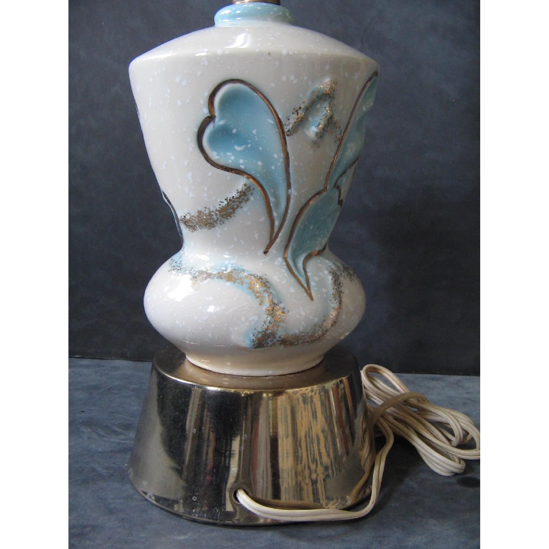 Vintage Atomic-Era Mid-Century Modern Table Lamp - image-5