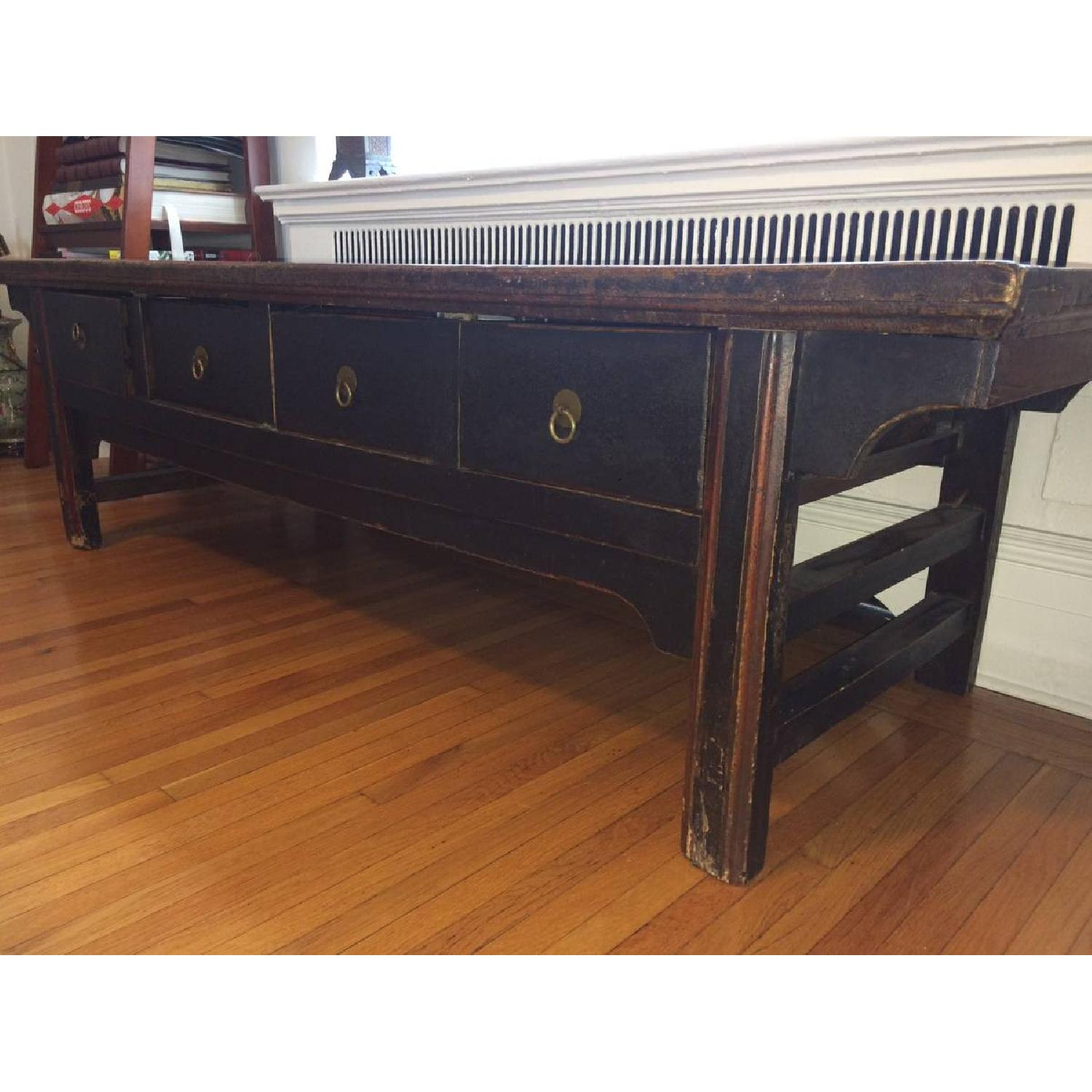 Antique Chinese Low Sideboard - image-3