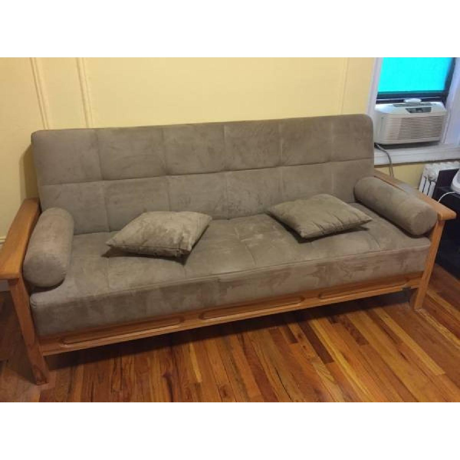 Convert-a-Couch Sofa Bed - image-2