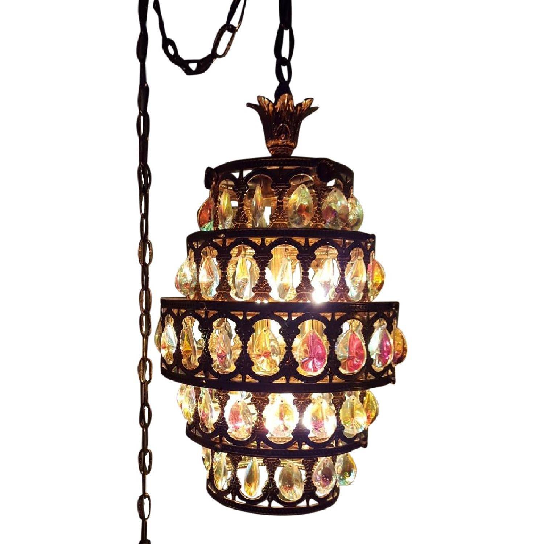 Mid Century Modern Hanging Lamps