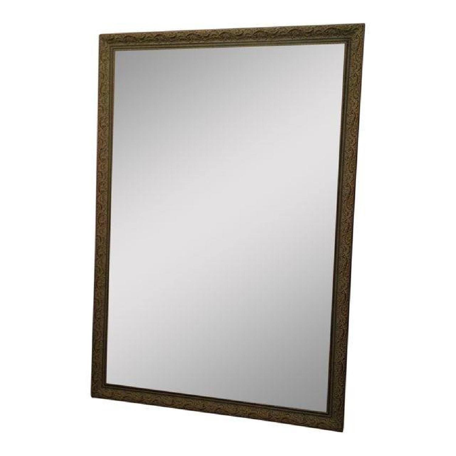 Ornate Frame Mirror - image-0