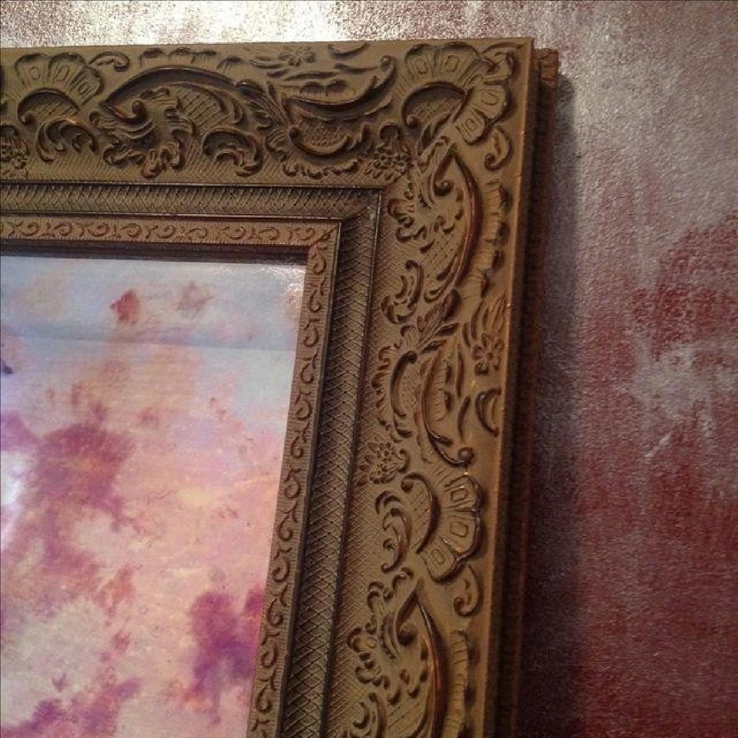 Ornate Frame Mirror - image-1